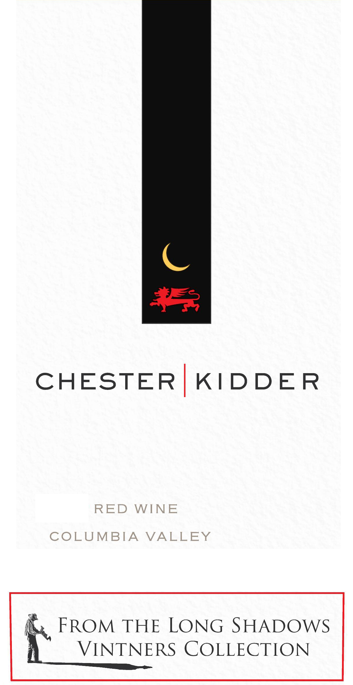 2015 Long Shadows Winery Red Blend Chester-Kidder