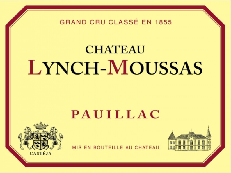 2015 Chateau Lynch-Moussas