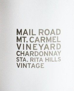 Mail Road Chardonnay Mt. Carmel Vineyard