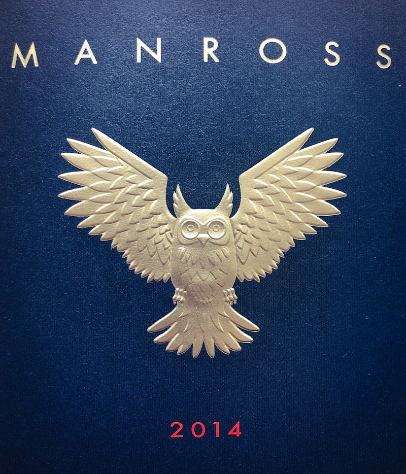 2014 Manross Pinot Noir Lone Oak Vineyard