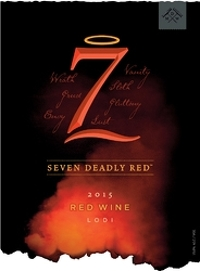 Michael David Seven Deadly Red Blend