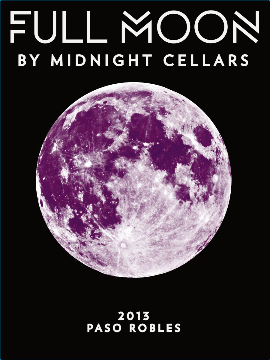 2013 Midnight Cellars Full Moon Red Blend