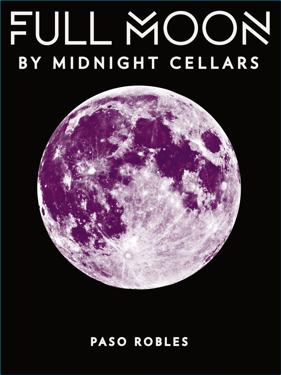 2014 Midnight Cellars Full Moon Red Blend