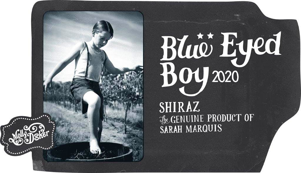 Mollydooker Shiraz Blue Eyed Boy