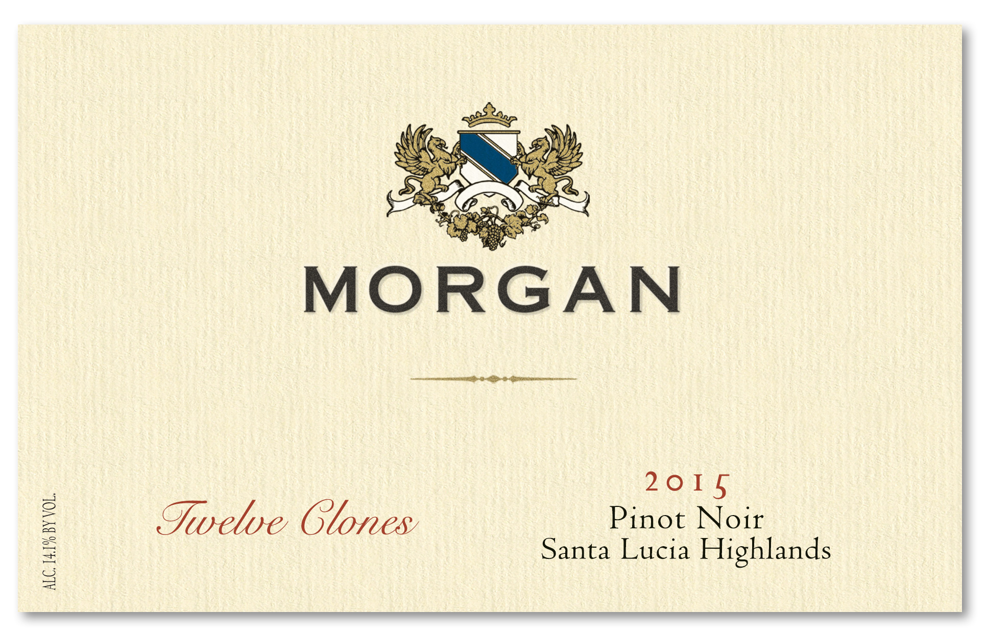 Morgan Pinot Noir Twelve Clones