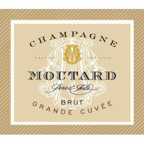N.V. Moutard Grand Cuvee Brut