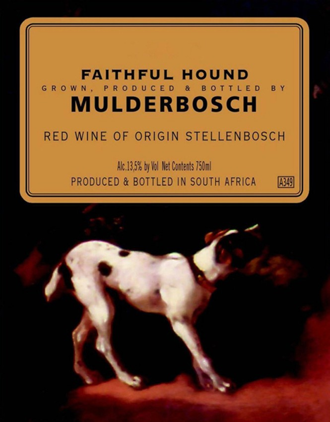 Mulderbosch Faithful Hound Red Blend