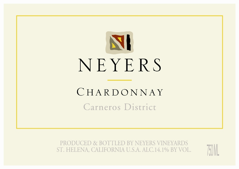2014 Neyers Chardonnay Carneros District