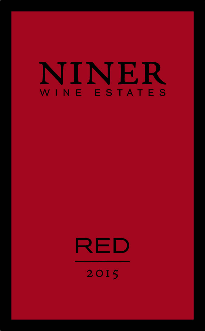 2015 Niner Estates Red