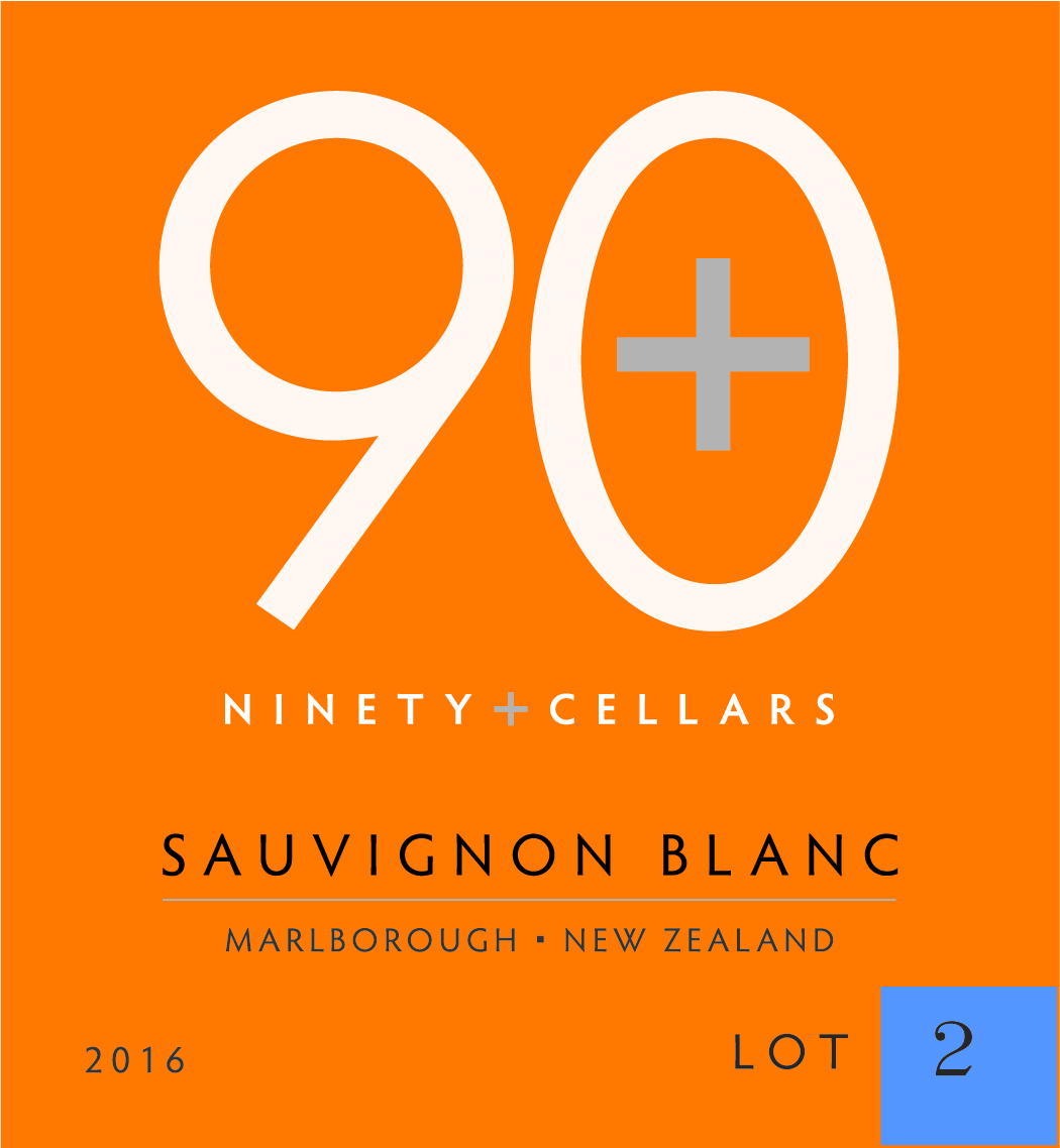 Ninety + Cellars Sauvignon Blanc Lot #2