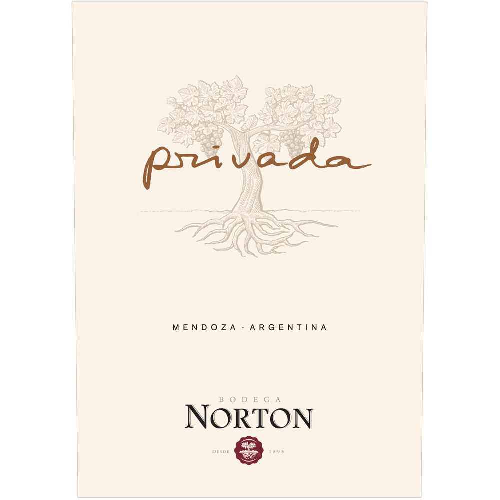 2015 Bodega Norton Privada Proprietary Red Blend