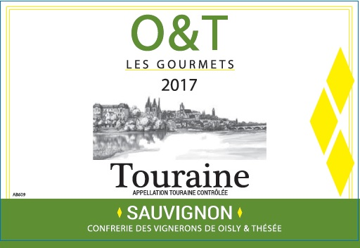 2017 Oisly Thesee O & T Sauvignon Les Gourmets