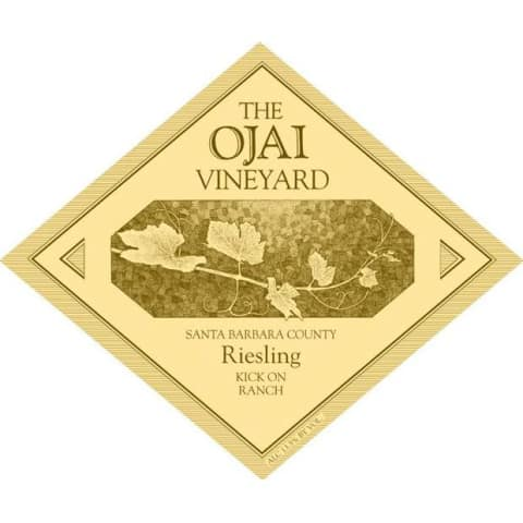 The Ojai Vineyard Riesling Kick On Ranch