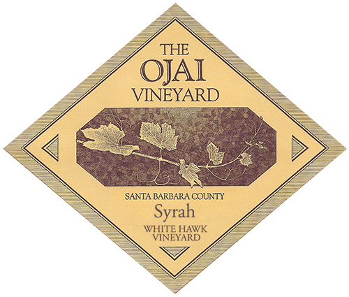 The Ojai Vineyard Syrah White Hawk Vineyard
