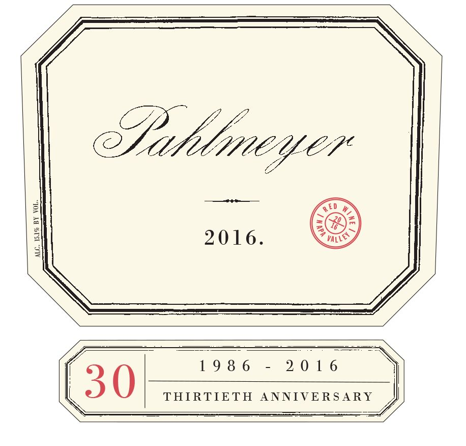 Pahlmeyer Proprietary Red Blend