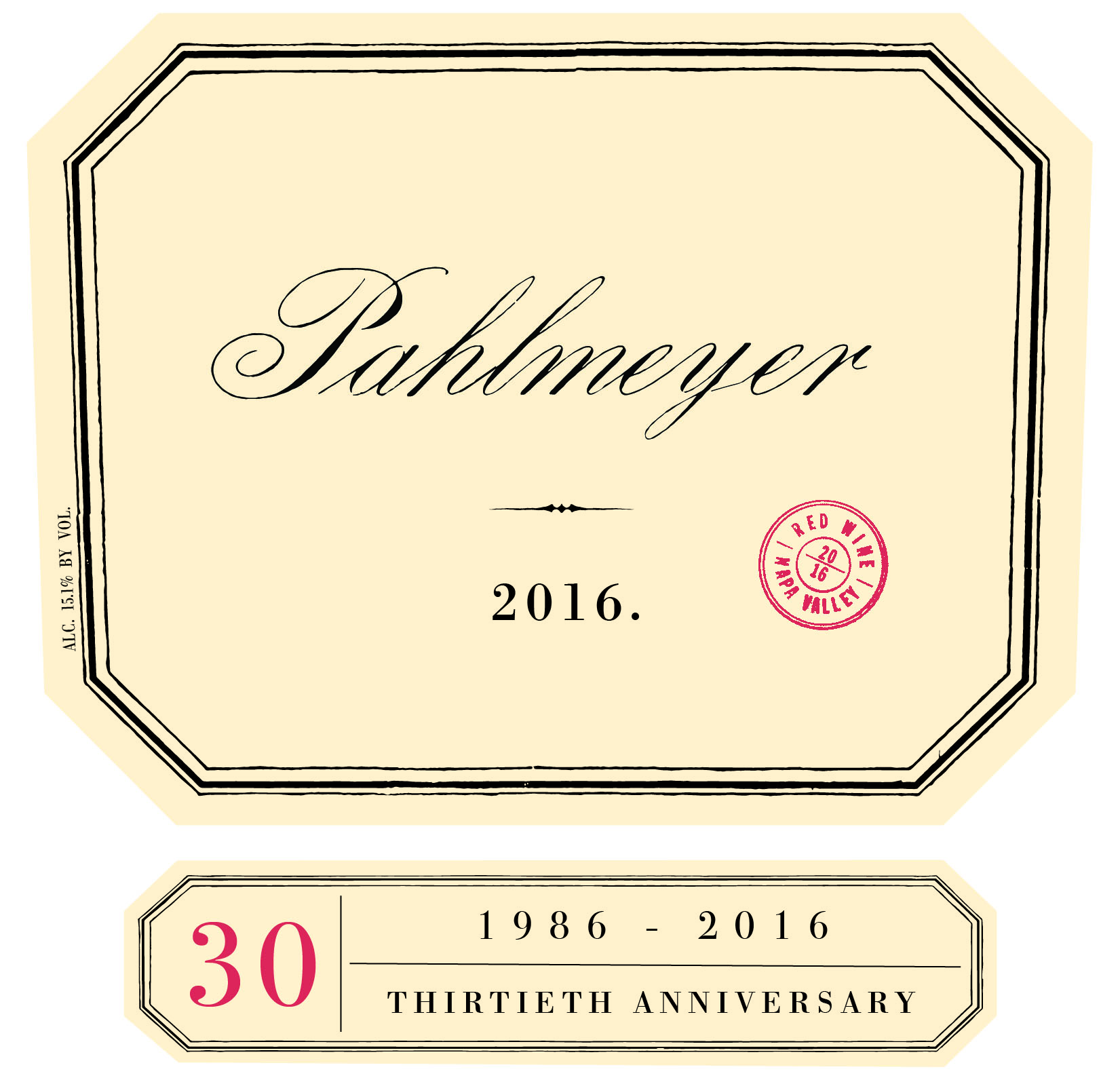2016 Pahlmeyer Proprietary Red Blend 1.5 L