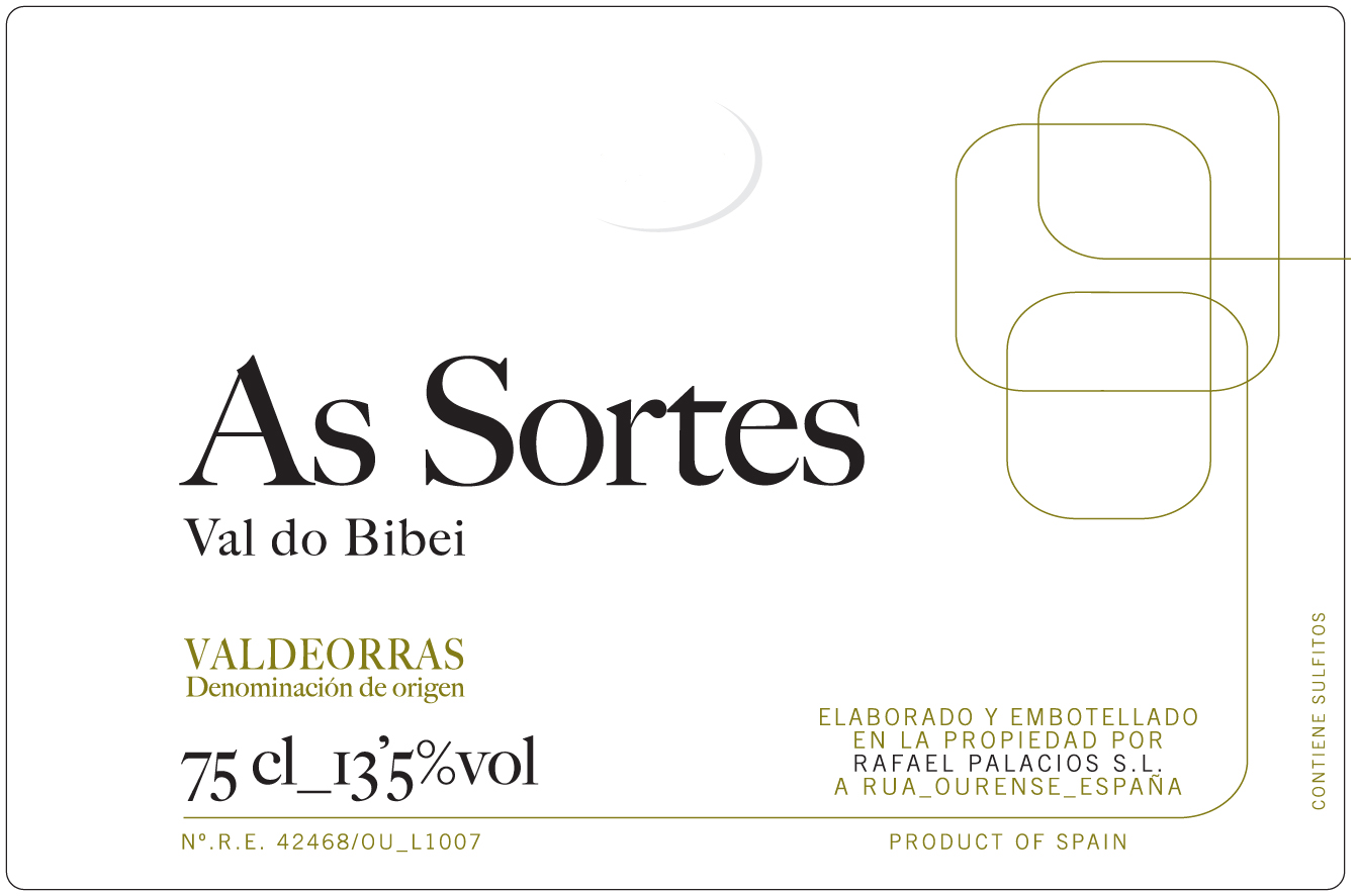 2016 Rafael Palacios Godello As Sortes