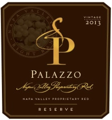 Palazzo Proprietary Red Blend Reserve