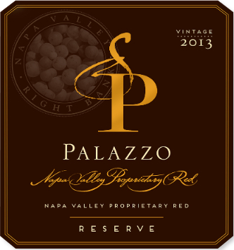 Palazzo Right Bank Proprietary Red Blend Reserve