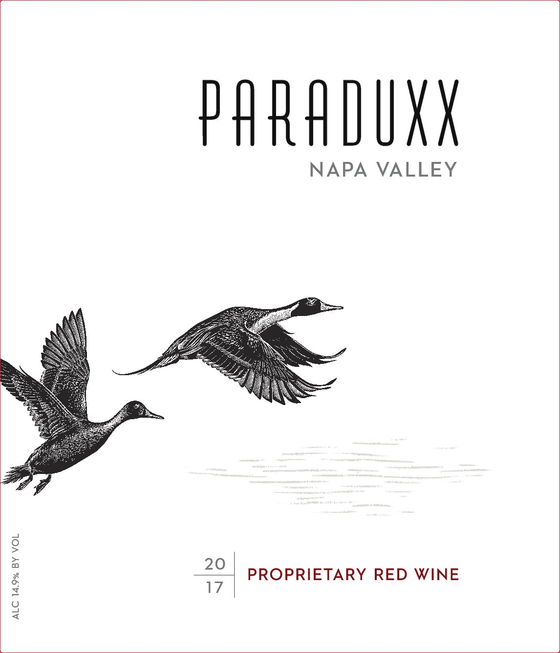 Duckhorn Paraduxx Proprietary Red Blend