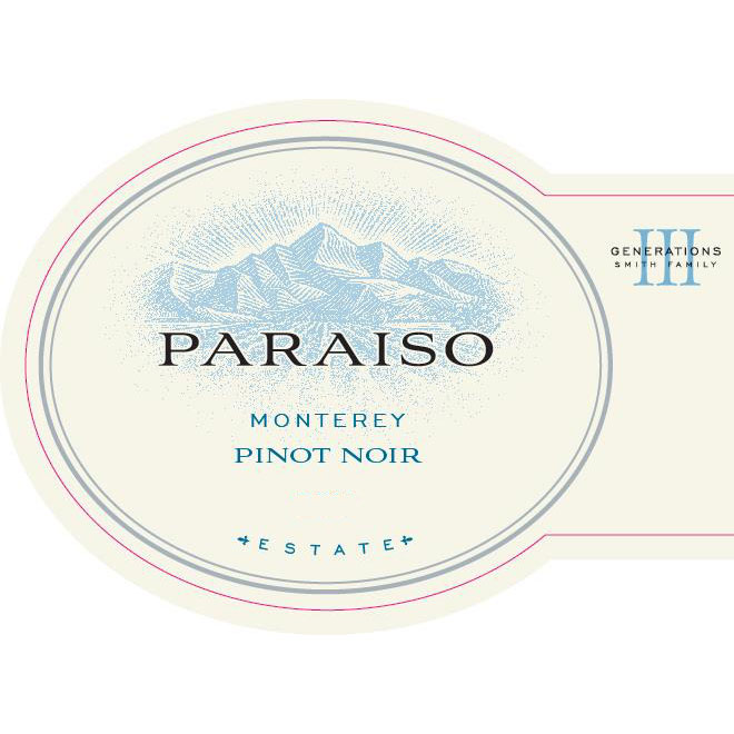 Paraiso Cellars Pinot Noir Estate