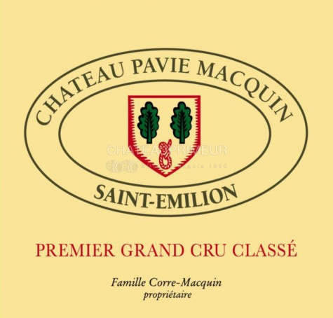 2005 Chateau Pavie Macquin