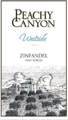 2014 Peachy Canyon Zinfandel Westside