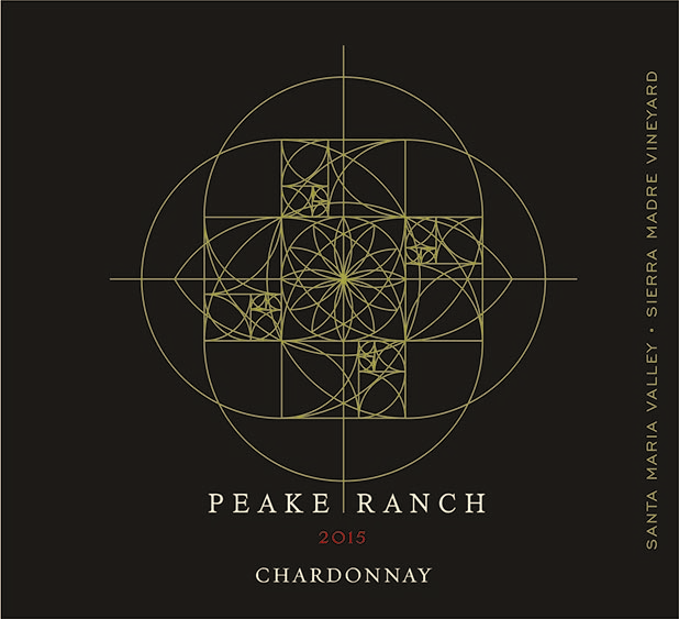 2015 Peake Ranch Chardonnay Sierra Madre Vineyard