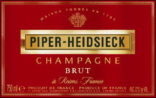 N.V. Piper-Heidsieck Brut 375 ml