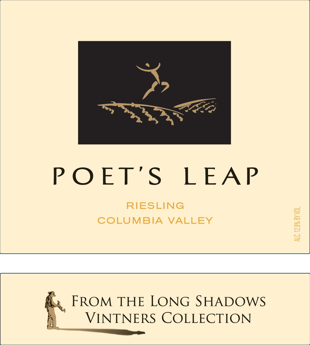 2015 Long Shadows Winery Riesling Poet's Leap
