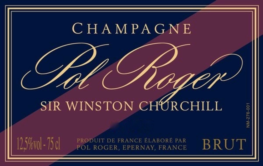 2006 Pol Roger Cuvee Sir Winston Churchill