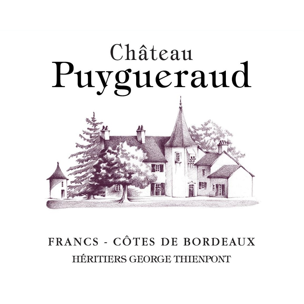 2015 Chateau Puygueraud