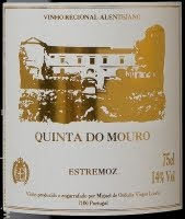 2008 Quinta Do Mouro Tinto Gold Label