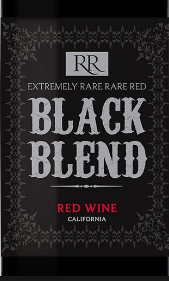 Rare Black Blend Dark Red