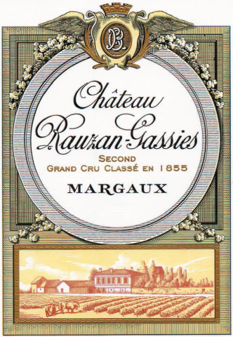 2005 Chateau Rauzan-Gassies