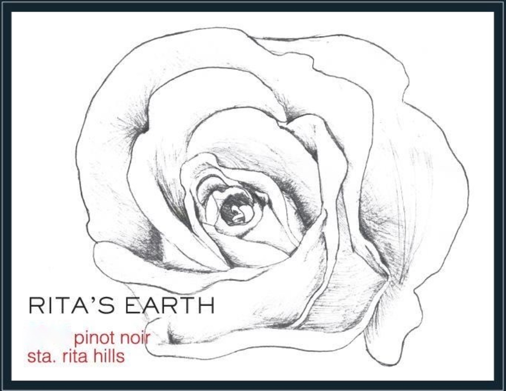 2018 Rita's Earth Pinot Noir