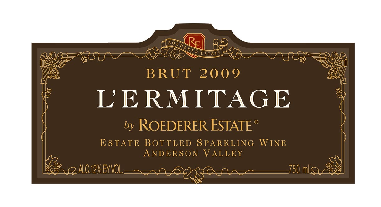 2009 Roederer Estate L' Ermitage Brut