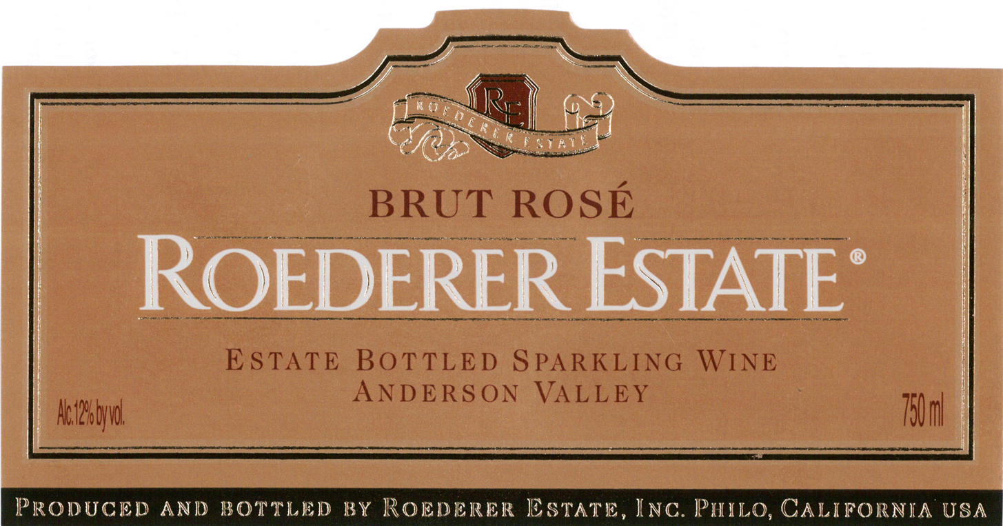 N.V. Roederer Estate Brut Rose
