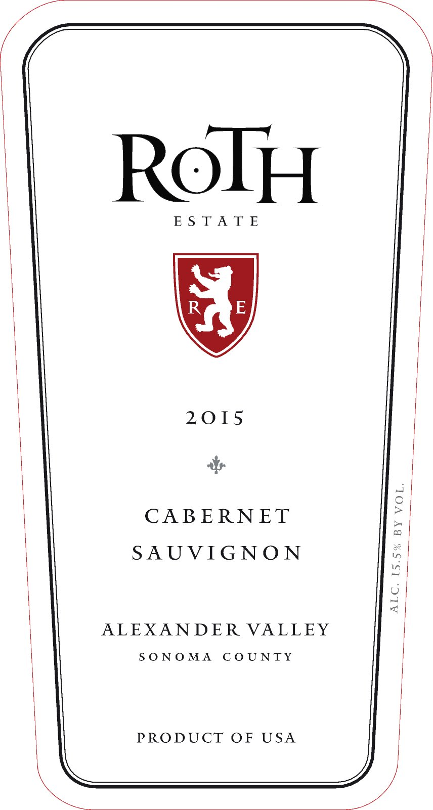 Roth Estate Cabernet Sauvignon