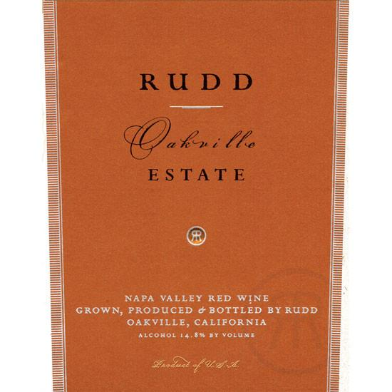 Rudd Oakville Estate Proprietary Red Blend