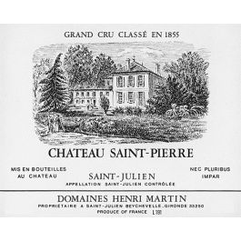 2005 Chateau Saint-Pierre 3.0 L