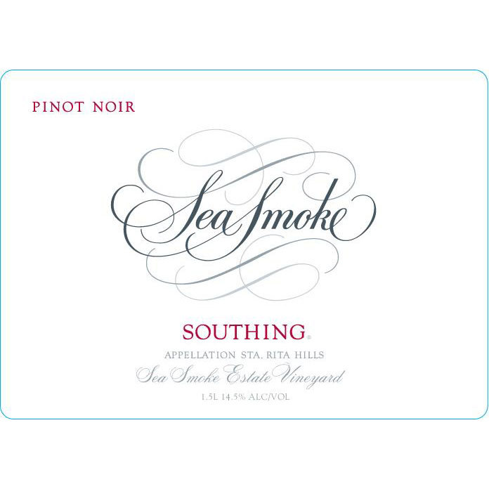 Sea Smoke Pinot Noir Southing