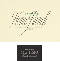 2013 Seghesio Zinfandel Home Ranch Vineyard