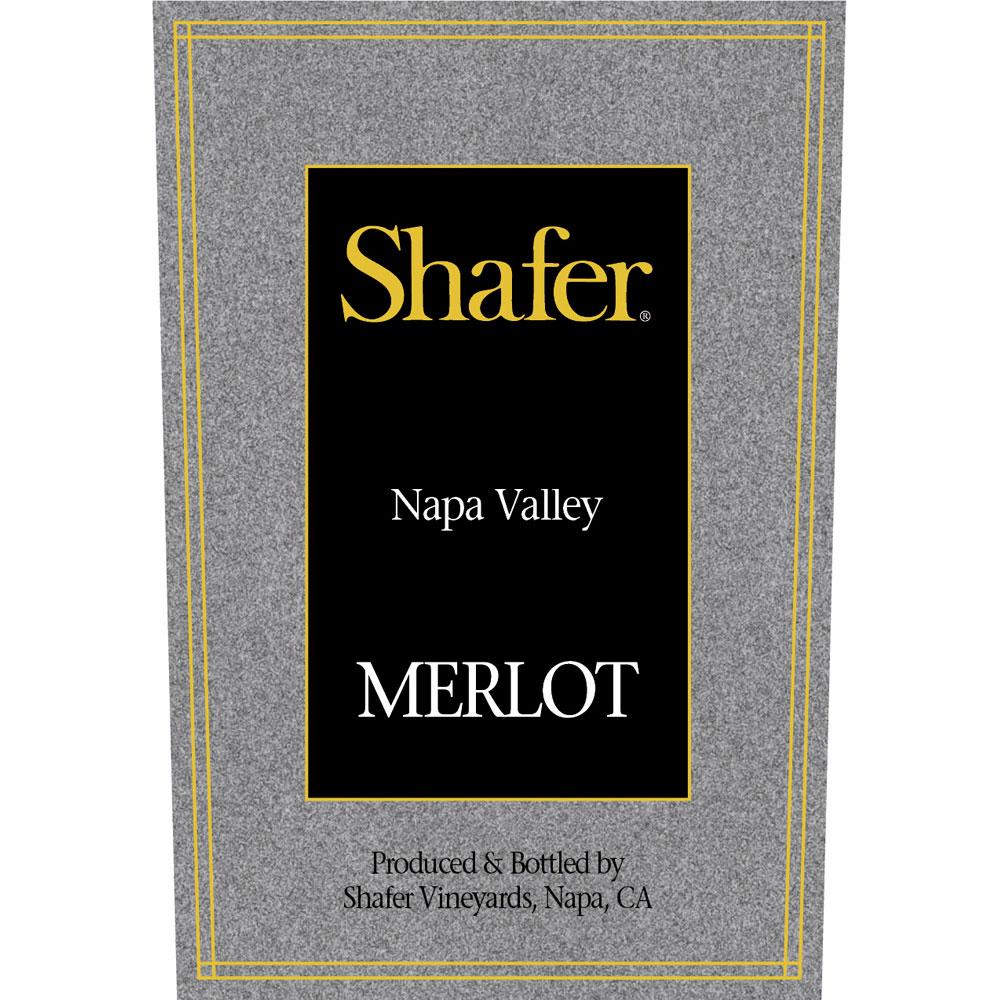 Shafer Merlot 375 ml