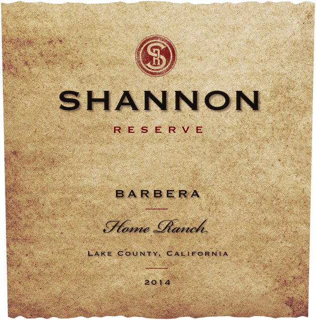 2014 Shannon Ridge Barbera Reserve Home Ranch