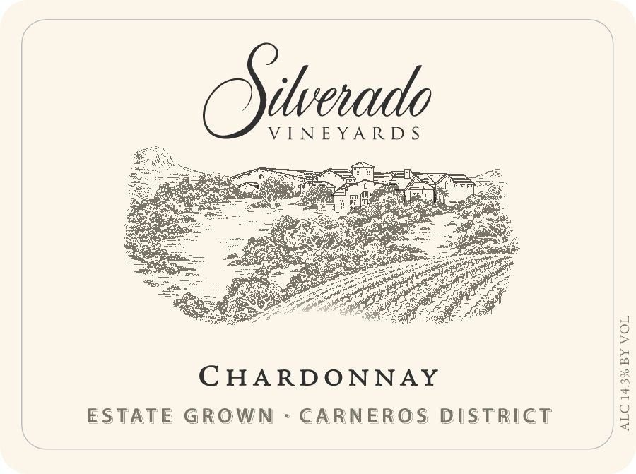 Silverado Vineyards Chardonnay