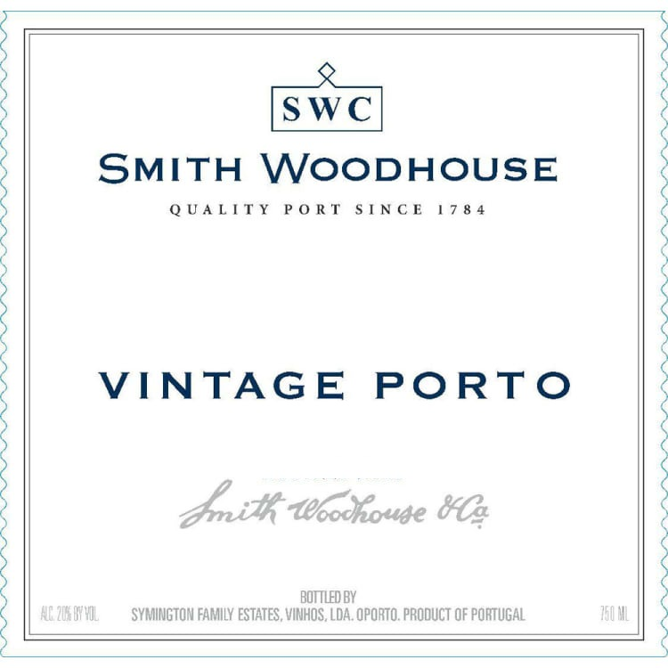 Smith Woodhouse Vintage Porto