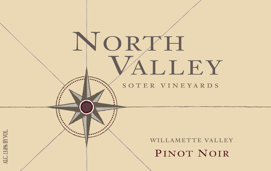 Soter Vineyards North Valley Pinot Noir