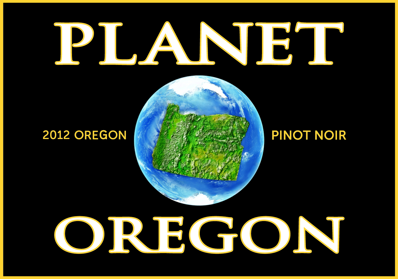2015 Soter Vinyards Pinot Noir Planet Oregon