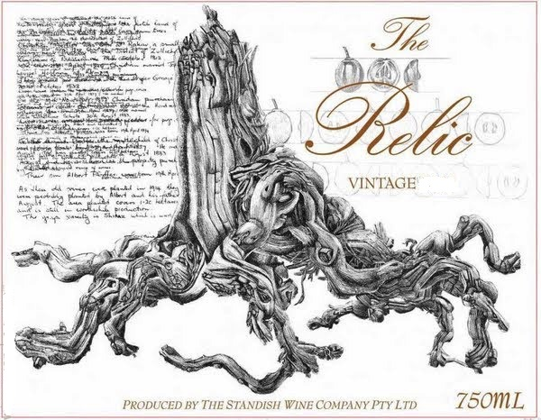 2016 Standish The Relic Shiraz-Viognier